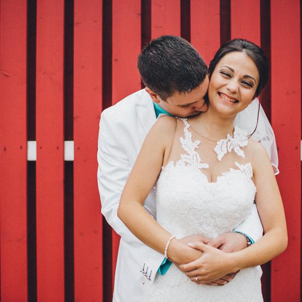 Hochzeitsfotografie Portfolio Gina & Andreas