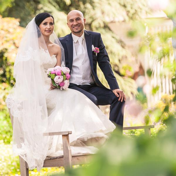 Hochzeitsfotografie Portfolio Milla & Sinisa