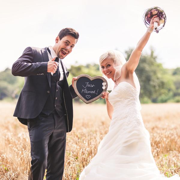 Hochzeitsfotografie Portfolio Nadine & Oliver