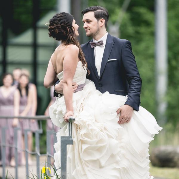 Hochzeitsfotografie Portfolio Ina & Pascal