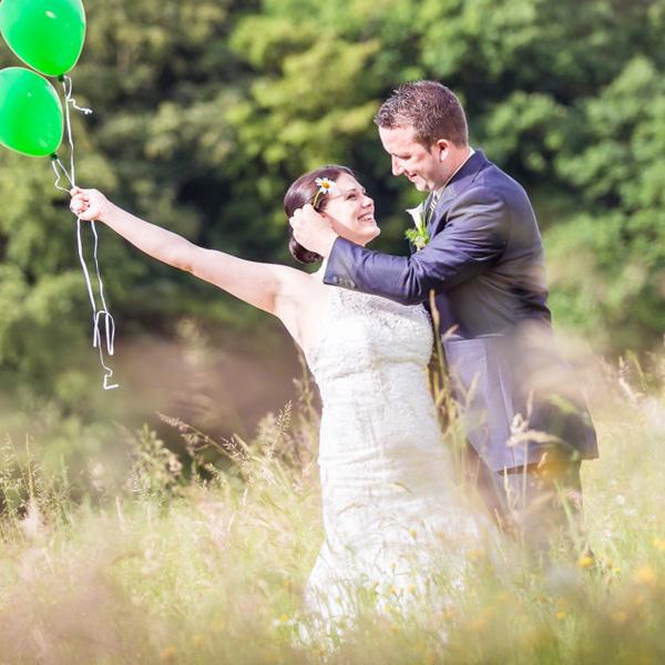 Hochzeitsfotografie Portfolio Larissa & Kevin